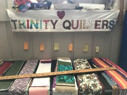 "Community Quilting: Building Community One ""Square"" at a Time"