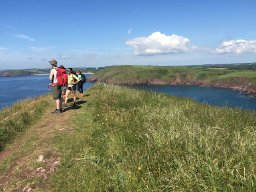 Come Walk With Us In Wales