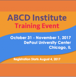 ABCD Institute 2-day Training Event