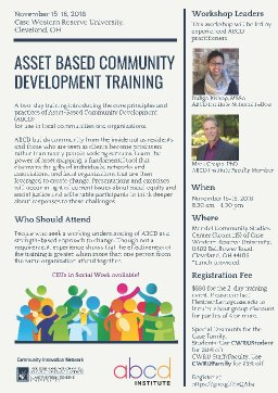 ABCD for Community Change