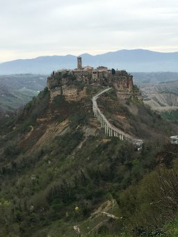 Core Gift Institute Pilgrimage Walk in Italy