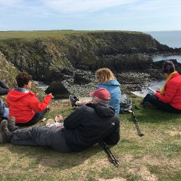 Wales Pilgrimage and Core Gift Facilitator training