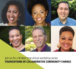 Foundations for Collaborative Community Change (certificate)