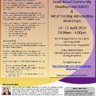 Shepparton Workshops 14-15 April 2015