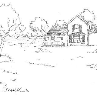 Prairie PHyre farm Lawn Drawing house Daria.jpg