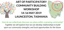 Art of Participatory Community Building Workshop – Launceston, Tasmania