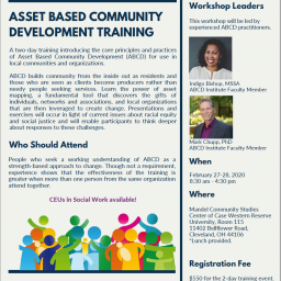 ABCD for Community Change, Feb. 27-28, 2020